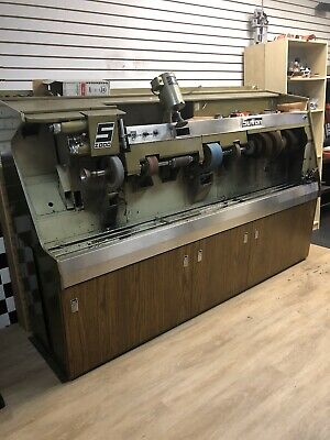 Sutton 2000 Finisher -USED Leather Worker