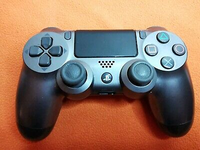 Sony Official PS4 Wireless Controller - V1 - Steel Black, Barely used