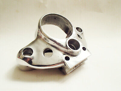 New Royal Enfield Aluminium Head Yoke For Early Model With SpeedoMeter #RE250@JR