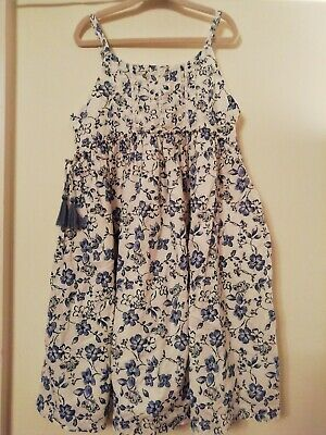 Girls Pretty Floral Summer Dress NEXT Age 8 Years