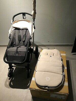 Bugaboo Cameleon, with winter bag, only small damage on the handle (photo)