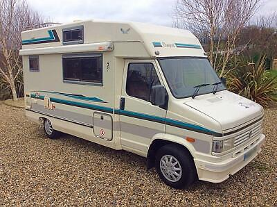 Talbot 2.5D Compass Calypso 404 Quality 2 Berth Motorhome Just 51,000 Miles - Px