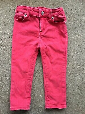 Girls Baby Gap Jeans Age 2