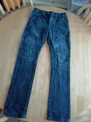 Boys Debenhams blue zoo Jeans age 12