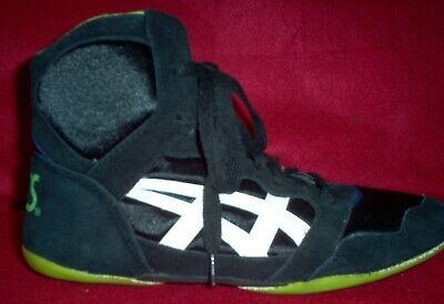 "Classic 1991 Asics Tiger ""Split Second II) "" Wrestling Shoes size 7 1/2"