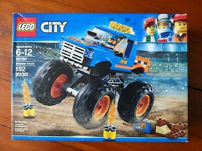 LEGO City 60180 Monster Truck brand new in sealed box NIB