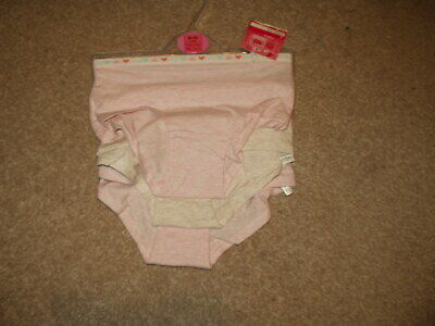 Girls Pants X 3 Pairs. Age 9/10 Yrs. Cotton. Marks & Spencer. Bnwt