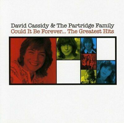 David Cassidy - Could It Be Forever - NEW CD Sealed Greatest Hits / Very Best Of