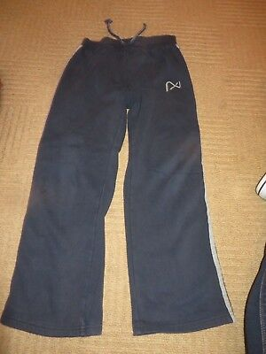 boys boy next jogging bottoms trousers navy blue age 8 years