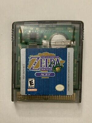Legend of Zelda: Oracle of Ages (Nintendo Game Boy Color) Authentic