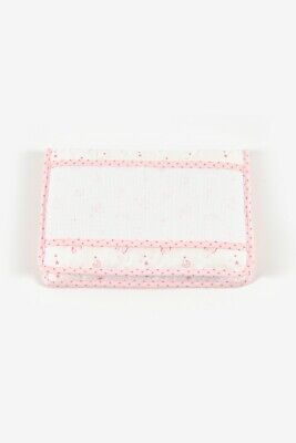 DMC RS2628 Baby Book Cover - Pink - Cross Stitch