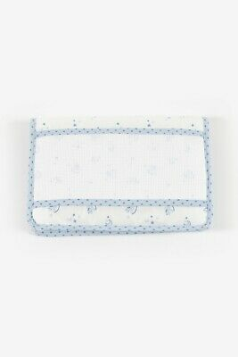 DMC RS2628 Baby Book Cover - Blue - Cross Stitch
