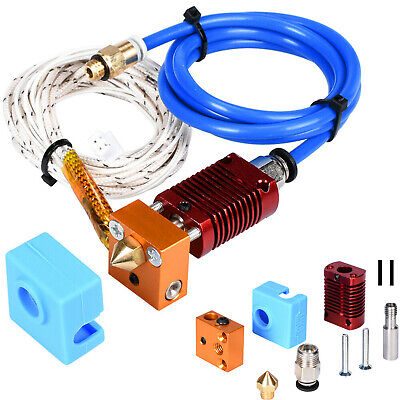 Upgrade Extruder Hot End Nozzle Kit For Creality Ender CR-10 CR10S 3D Printer