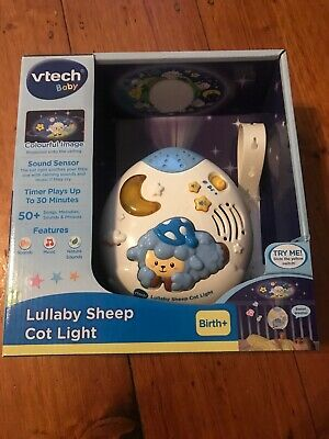 Lullaby Sheep Cot Light New