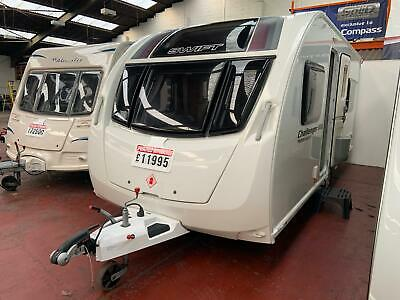 Swift Challenger 514 Sr Sport 2014 4 Berth Immaculate Condition