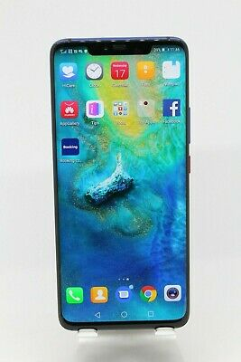 Huawei mate 20 Pro 128GB Twilight Android smartphone Unlocked *FREE FAST P&P*