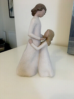 Willow Tree Figure-Mother And Daughter