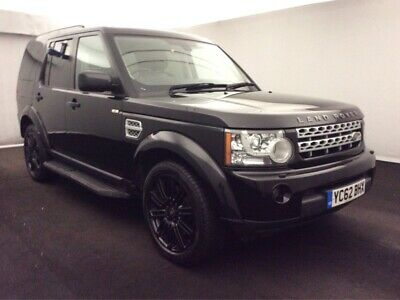 """2012/62 Land Rover Discovery 4 3.0 Sdv6 Hse - Panroof, Nav, Leather, 20"""" Alloys"""