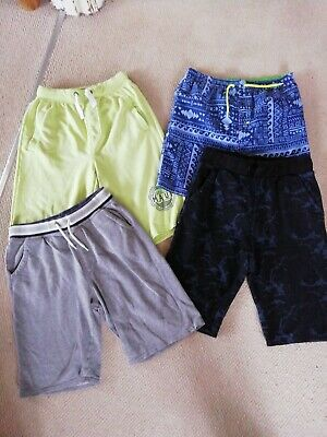 Boys Short Bundle Age 12/13 Years Next/M&s/H&M x 4 Pairs