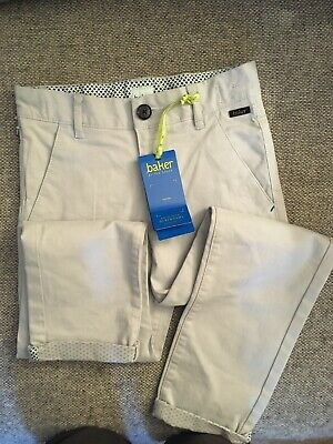 Ted baker boys  chino trousers age 7 years