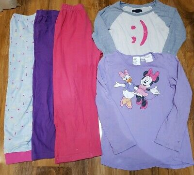 Girls Gap H&M, M&S age 5-6 Years Pj and lounge wear/play wear extras.
