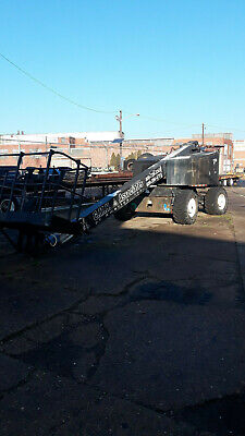 Marklift 60' with almost 80' working height fair condition. NO PAYPAL! Manlift