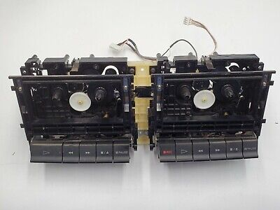 Sony HTC-D159 Replacement Dual Cassette Deck Framing & All Electronics