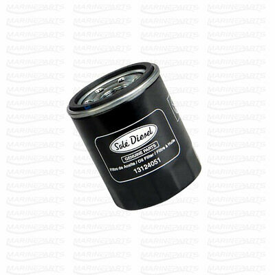 OIL FILTER Sole DIESEL Mini Marine Engines 2/4 Cylinder Replaces OEM 13124051