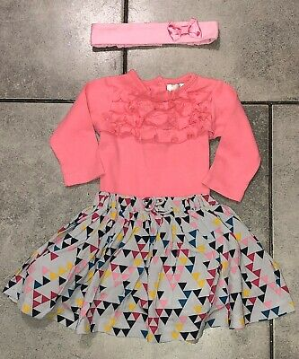 Next...Primark Baby Girls Skirt Outfit 3-6 M VGC