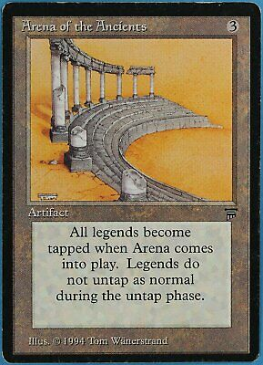Arena of the Ancients Legends PLD Artifact Rare MAGIC CARD (ID# 37974) ABUGames