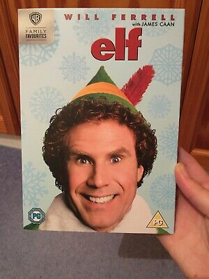 Elf (DVD) Will Ferrell, Leon Redbone, James Caan, Ray Harryhausen