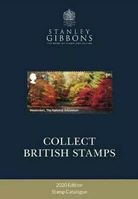 Stanley Gibbons New Out 2020 Collect British Stamps Catalogue