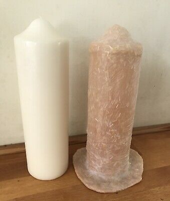 Latex Mould for making this Lovely Church STYLE CANDLE
