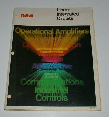 RCA Linear Integrated Circuits Product Guide 1983