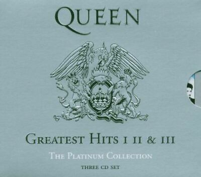 Queen - The Platinum Collection - U.K. CD box set 2002