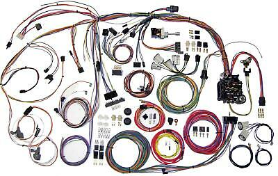 American Auto Wire 1970 - 1972 Chevelle Wiring Harness Kit # 510105