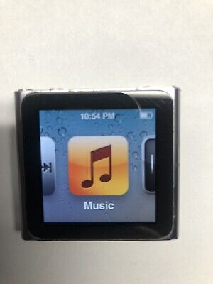 Apple Ipod Nano 6th Gen Model 2385 16GB