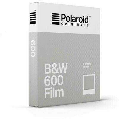 Polaroid Originals Instant B&W Film for 600 -Type Cameras
