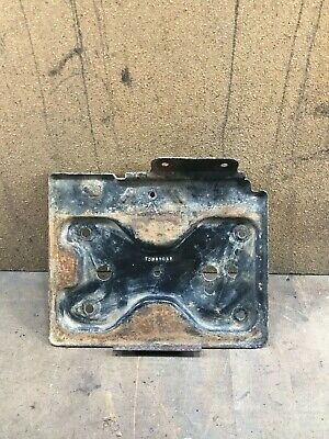 Duramax LB7 Silverado Sierra GMC 2003 LH Drivers Side Battery Tray 99-07
