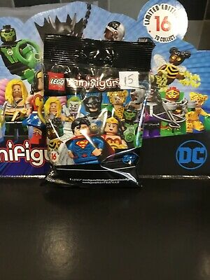 Lego Minifigures DC (71026) - No. 15 The Flash - Opened