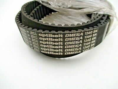 OPTIBELT 235-5M-09 HTD Timing Belt 5mm pitch 47 teeth 9mm wide