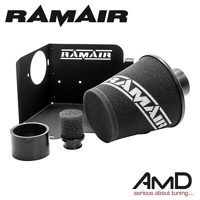 RAMAIR TT 1.8T 8N Induction Kit with Heat Shield (80mm MAF only) 210 & 225 BHP