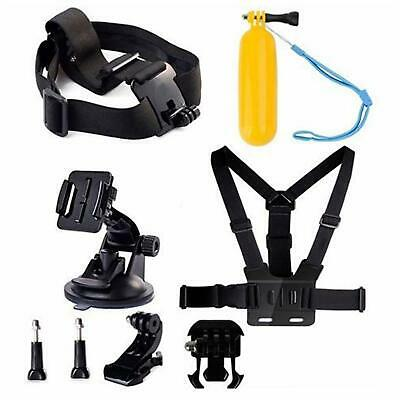 Navitech 8-in-1 Accessory Kit For Amir Upgraded Action Cam NEW
