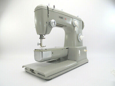 Pfaff 360 Heavy Duty Freearm ZigZag Sewing Machine w/ Original Case