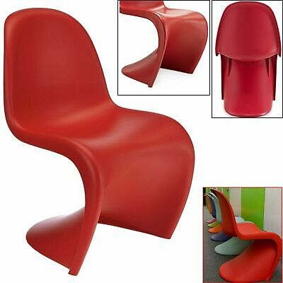 Contemporary Modern Stylish Designer S Shape Ayaans Kitchen Dining Chair -Stool