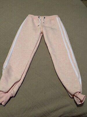 Girls Adidas Tracksuit Bottoms 5-7 Years