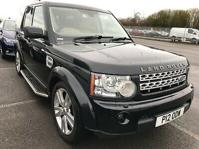 2011 Land Rover Discovery 4 3.0 Sdv6 Hse - Rear Scrns, Panroof, Satnav, Leather