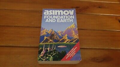 Isaac Asimov Foundation And Earth Science Fiction Rare Book