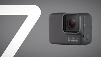 Gopro Hero7 Silver Edition Action Cam Camera Videocamera Wireless Wifi Bluetooth