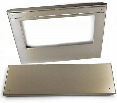 Frigidaire Kenmore 5304513907 Range Oven Door Outer Panel and Drawer Outer Panel